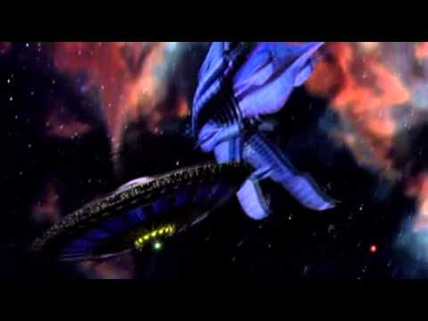 Babylon 5 Shadow Dancing-Battle Scene (S03E21)