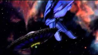 Babylon 5 Shadow Dancing-Battle Scene (S03E21)