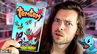 TemTem (the Pokemon-Like MMO) is NOT what I thought.