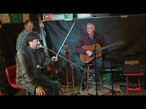 Ray Legere with Frank Doody & Marcel Duplessis