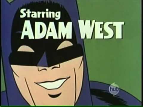 Batman (Original TV Series Opening Credit)