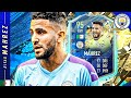 WORTH THE PRICE?? 95 TEAM OF THE SEASON MAHREZ REVIEW!! FIFA 20 Ultimate Team