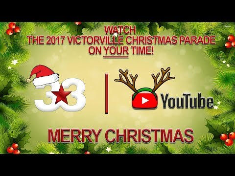2017 Victorville Christmas Parade