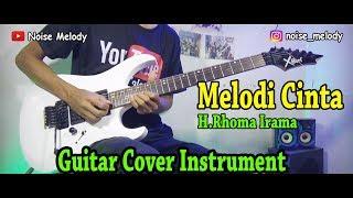 MELODI CINTA (H.Rhoma Irama) Guitar Cover Instrument By:Hendar