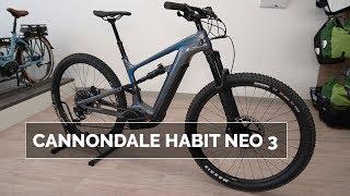 Cannondale Habit Neo 3 Vorstellung
