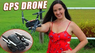 We Flew This Drone Twice & You Won't Believe The Reason Why - Eachine EG16 Winggod - TheRcSaylors