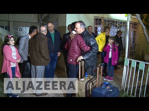 Iraqis head to the US after Trump travel ban freeze