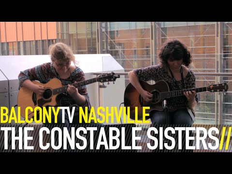 THE CONSTABLE SISTERS - BEFORE THE STARS (BalconyTV)