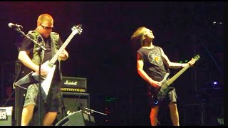 Nuclear Assault - F* (Wake Up) / When Freedom Dies - Live @ Resurrection Fest 2015