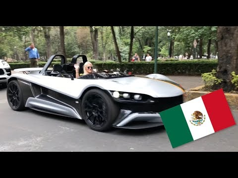 The Supercar of Mexico - VUHL