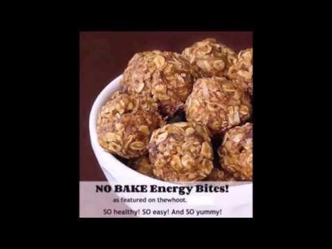 DATES AND OATS BALLS | HEALTHY NO-BAKE ENERGY BITES