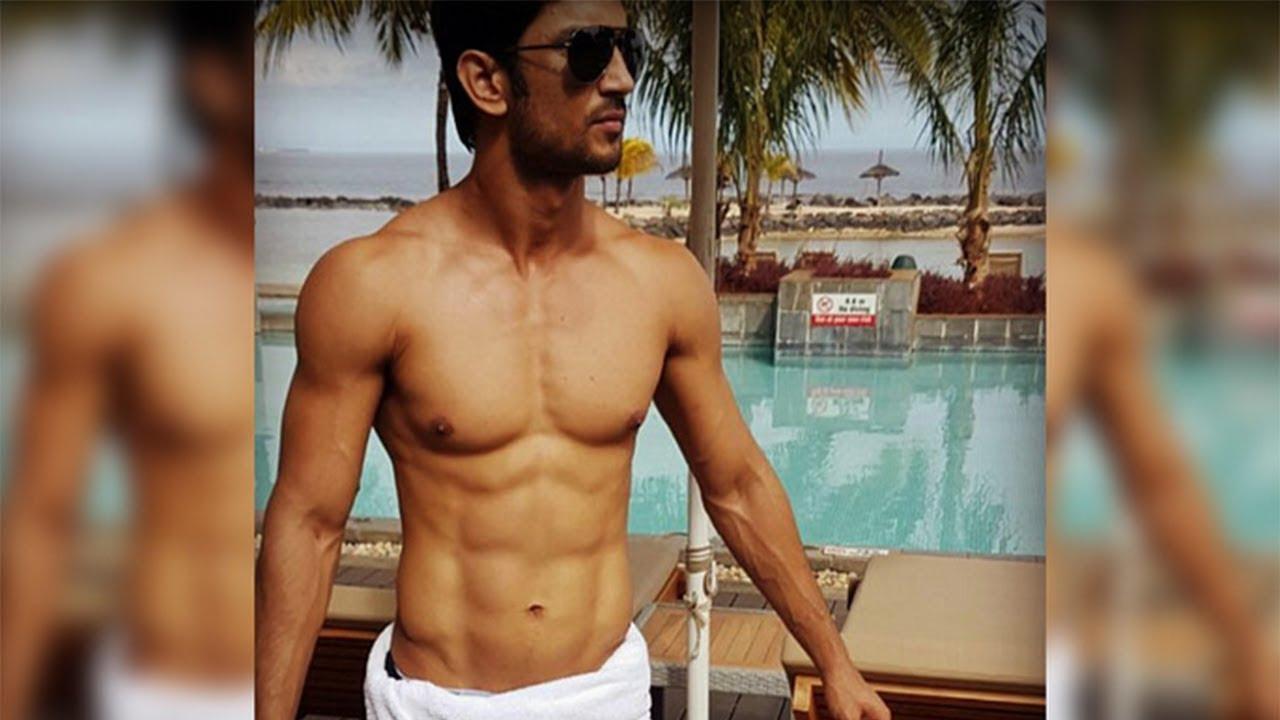 Naked Sushant Singh Rajput