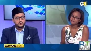 French Guiana: Ahmadiyya Muslims spend Ramadhan with Syrian Refugees