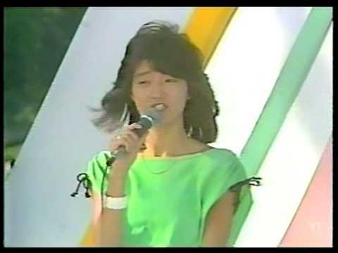일본인가수 可愛かずみ(Kazumi Kaai) - 小麦色喰べましょう 1984/08/13