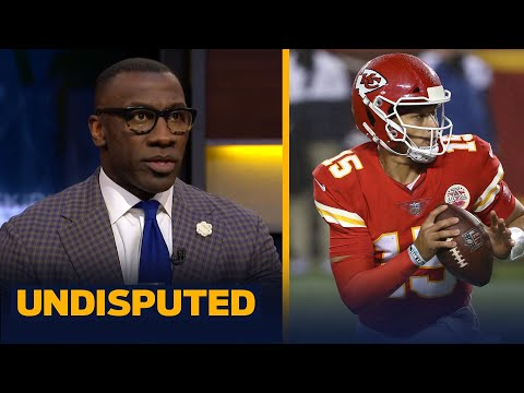 Skip & Shannon react to Mahomes & the Chiefs win over Texans in NFL opener | NFL | UNDISPUTED