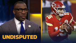 Skip & Shannon react to Mahomes & the Chiefs win over Texans in NFL opener   NFL   UNDISPUTED