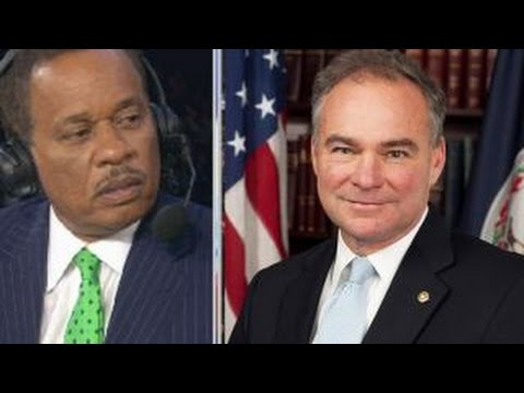 Juan Williams: White working-class men can relate to Kaine