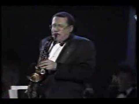 Paquito D'Rivera live with orchestra