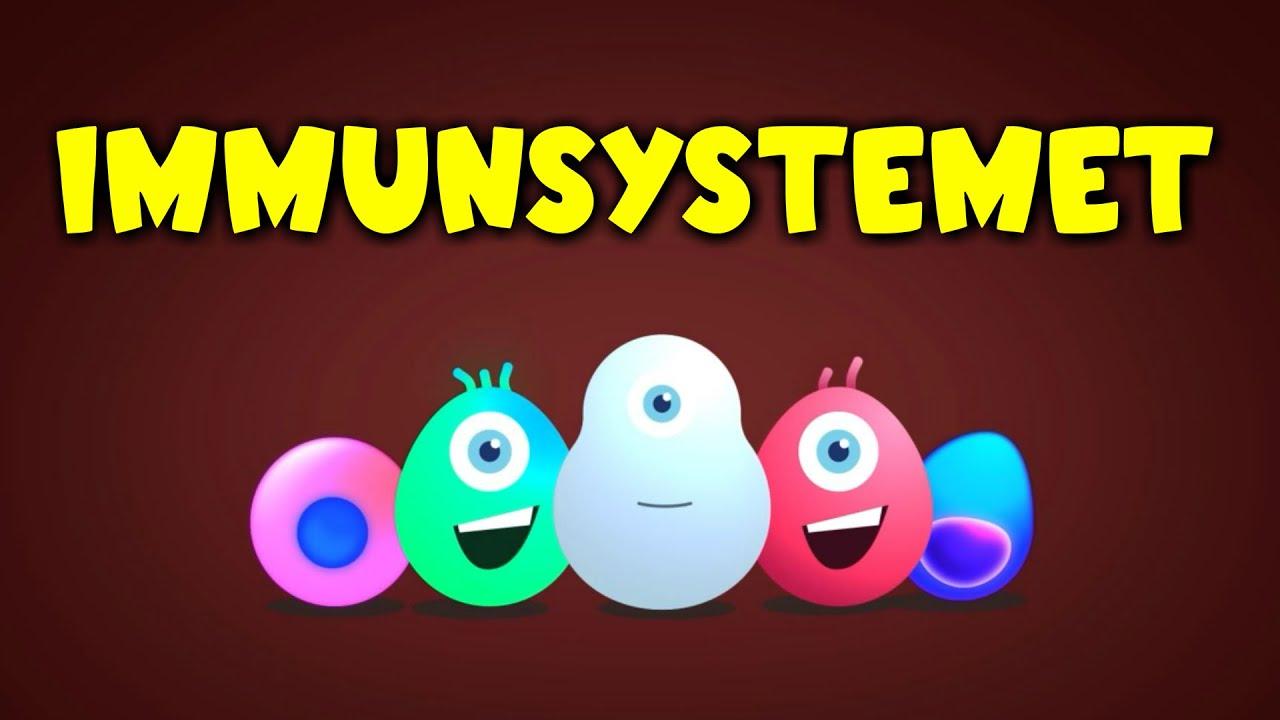Immunsystem forklaret | Simpel biologi | Immunrespons | Tænkte boble