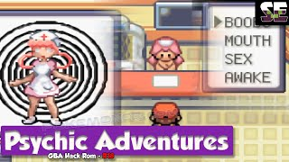 Pokemon Psychic Adventures - The Fucking Awesome game for Adult Pokemon Trainer! Thanks, EViLGRiN