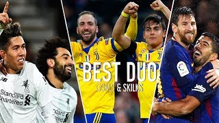 Top 10 Duos in Football 20172018