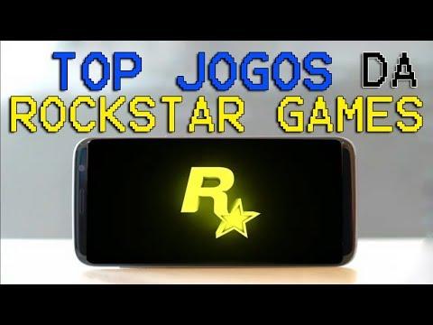 Top 10 Jogos HD OFFLINE da Rockstar Games para Android e iOS 2017