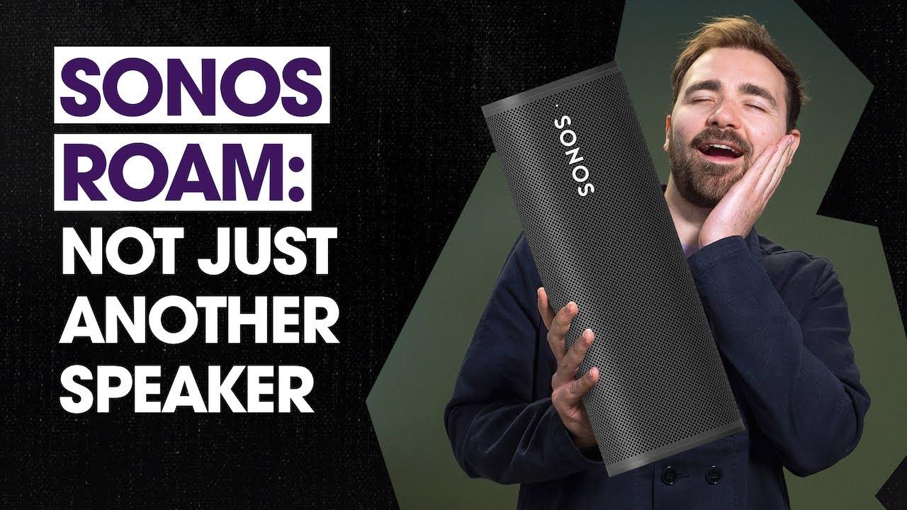 Sonos Roam review: Smart speaker, smarter business