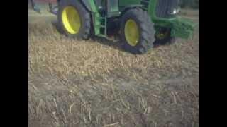Orka 2012 z John Deere 6630 + kvernaland czyli kolejny film z seri Oczami rolnika .Odc17.