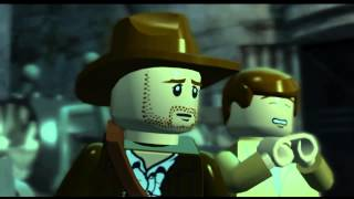 MOVIE GAME - Lego Indiana Jones and the kingdom of the crystal skull