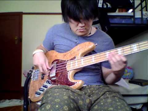 Download Youtube: Funk Bass Loop - Mailloux Vintage 70s Jazz Bass