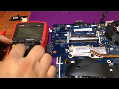 Как отремонтировать ноутбук? Диагностика и ремонт ноутбука ASUS
