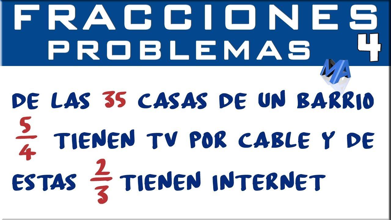 Solución de problemas con fracciones | Ejemplo 4