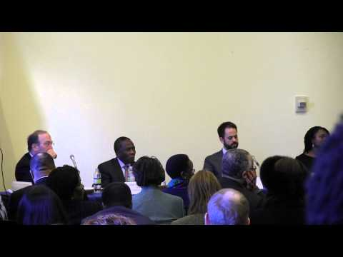 Africa Policy Breakfast January 28, 2015 (Video 2)