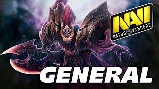 GeneRaL Spectre [Na'Vi] | Dota 2 TOP MMR
