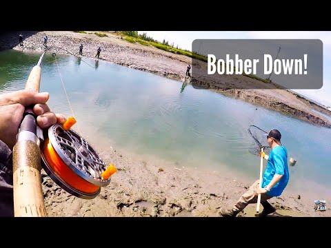 How To Catch Salmon At SHIP CREEK In Anchorage, Alaska!