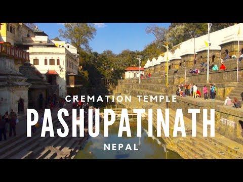 Cremation Temple  PASHUPATINATH • NEPAL  | JJOURN