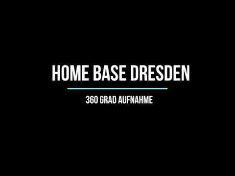 Home Base Dresden 360 Grad-Aufnahme