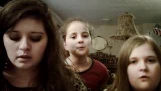 Elizabeth, Victoria, and Isabella singing Me Without You by TobyMac Thumbnail