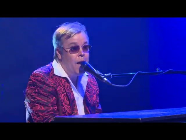 Elton ROCK Tribute Dogs of Society -- LIVE MIX