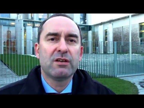 Hubert Aiwanger kritisiert Flüchtlingspolitik