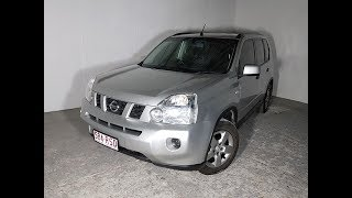 Automatic 4×4 SUV Nissan X-trail 2009 Review For Sale