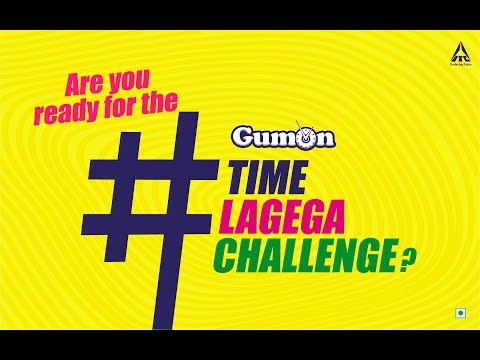 Are you ready for GumOns #TimeLagegaChallenge?
