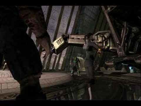 Halo 3 trailer 28 Days later theme