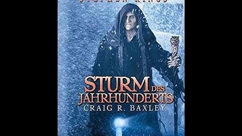 Stephen King Sturm Des Jahrhunderts