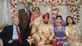 Imran  h sarkar has married Nandita - এমরান এ সরকার শিক্ষা মন্ত্রির মেয়ে নন্দিতাকে বিয়ে করলো