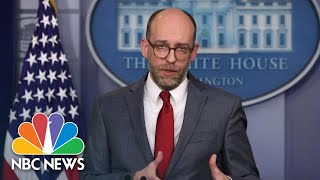 White House Defends President Donald Trump's Budget On National Debt, Medicare, More | NBC News