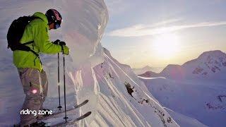 Download Video Richard Permin, les secrets d'un génie du ski freeride ! MP3 3GP MP4