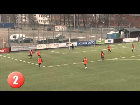 Erik Gustafsson - Soccer red #2
