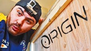 My Origin SUPER Origin GAMING PC Unboxing!! - HikeTheGamer In Real Life - HIKE I.R.L.