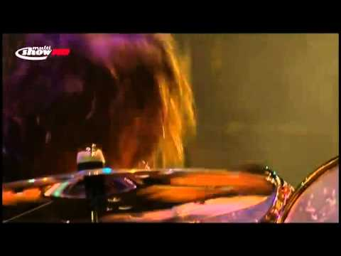 Taylor Hawkins - Cold day in the Sun (Foo Fighters Live at Lollapalooza Brazil 2012)